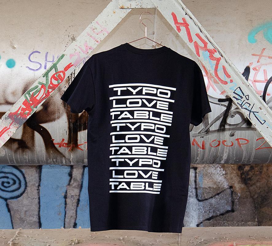 Typotable Shirt